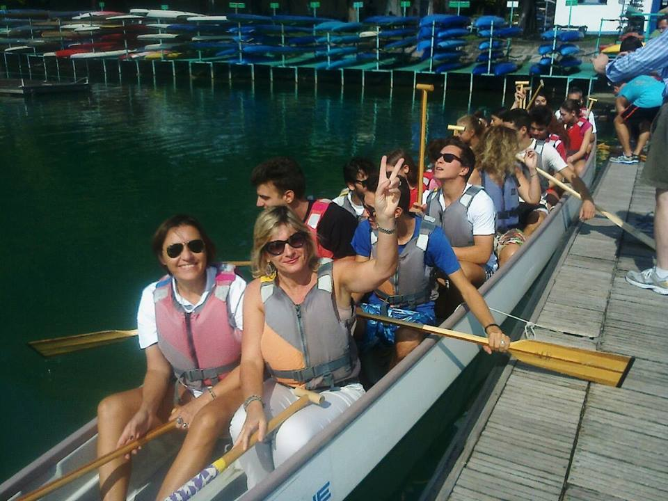 Dragon Boat una domenica indimenticabile all'Idroscalo Club