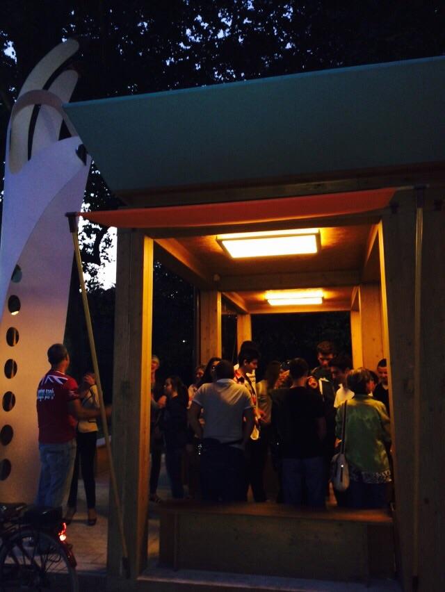 Vien la sera - Incontriamoci in Volontariato - Locanda alla mano - 02_10_2014
