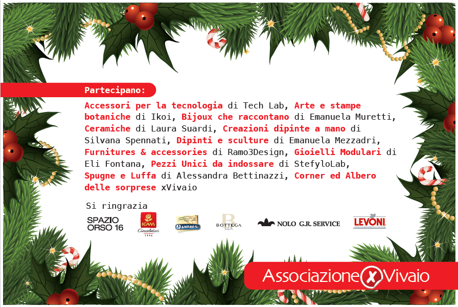 Natale solidale xVivaio 2019_back